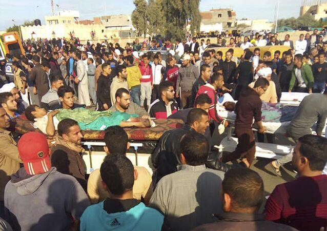 Mısır- Cami saldırısı