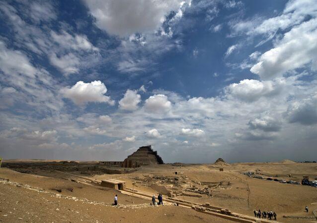 Sakkara/Mısır