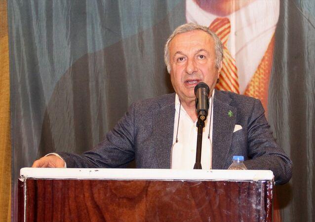 Türkiye Seyahat Acentaları Birliği (TÜRSAB) Yönetim Kurulu Başkanı Başaran Ulusoy