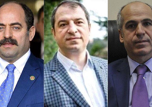 Zekeriya Öz, Celal Kara, Mehmet Yüzgeç