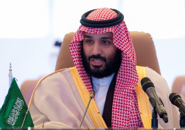 Suudi Veliaht Prens Muhammed bin Selman