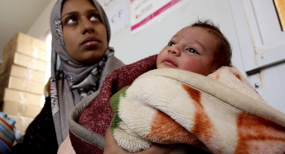ABD Suriye Tanf Rukban