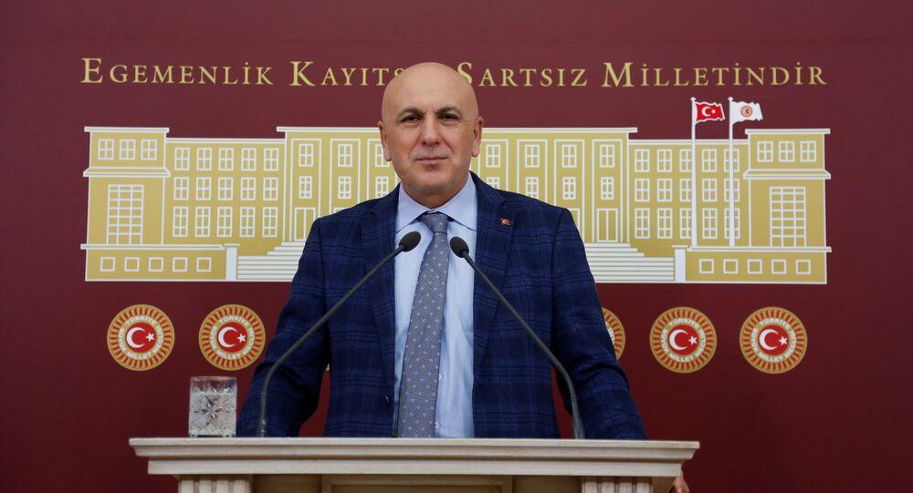 İYİ Parti Balıkesir Milletvekili İsmail Ok