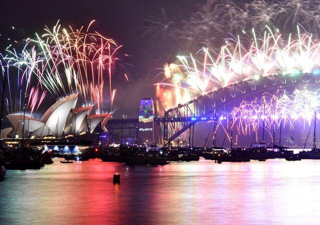 Sydney - Yılbaşı - Yeni yıl