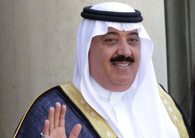 Suudi Prens Miteb Bin Abdullah