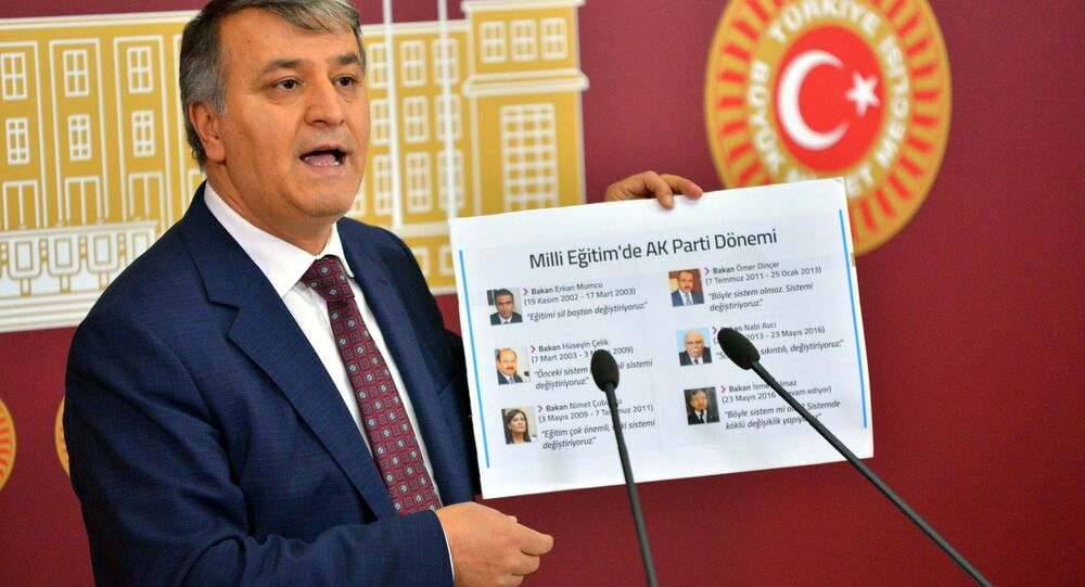 HDP Gaziantep Milletvekili Mahmut Toğrul