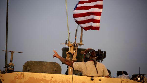 Darbasiyah ABD YPG - Sputnik Türkiye
