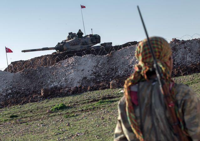 YPG Türk Tankı