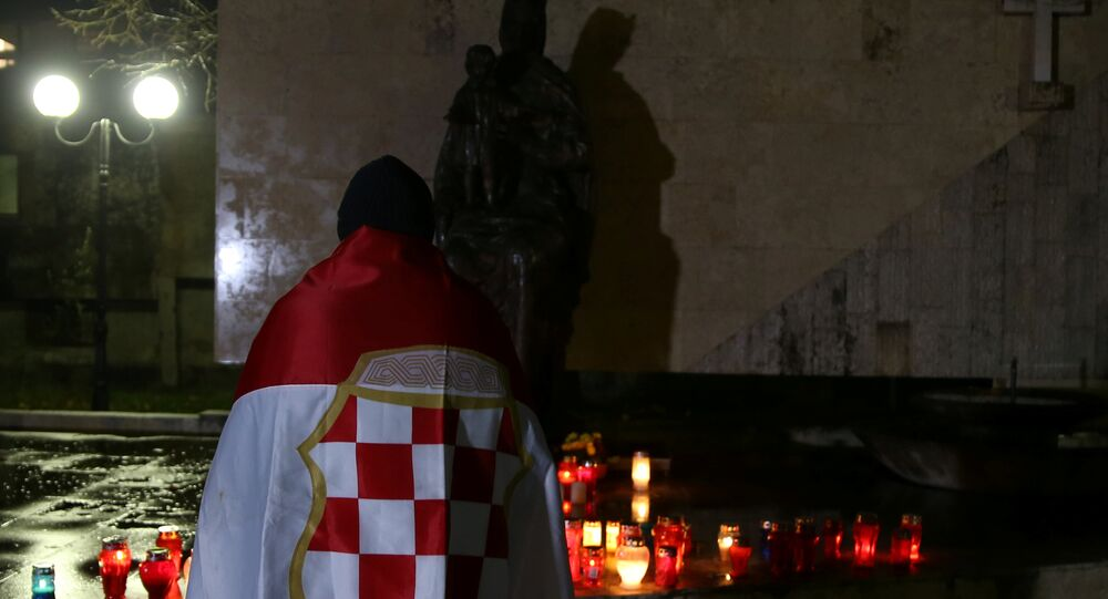 Praljak- Hırvatistan- Anma