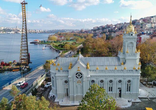 Balat'taki Demir Kilise (Sveti Stefan Kilisesi)