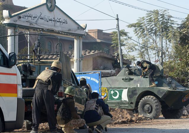 Peşaver-saldırı-Taliban