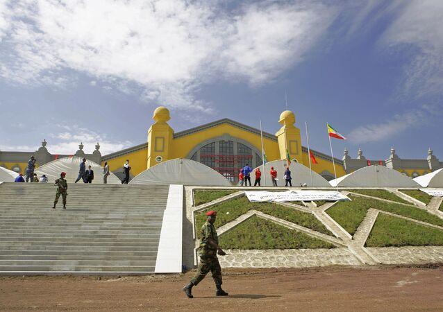 Etiyopya Addis Ababa