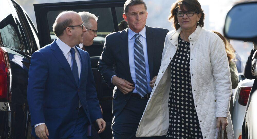 Flynn mahkeme suçlu