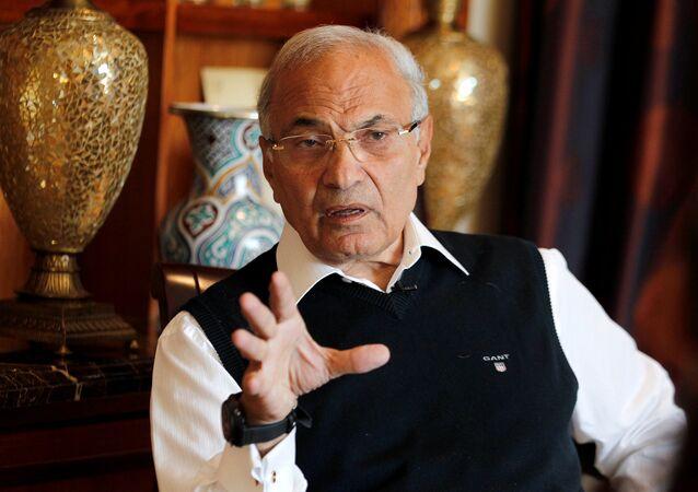 Eski Mısır Başbakanı Ahmet Şefik