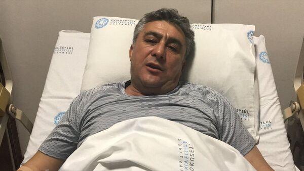 İzmir Güzelbahçe Belediye Başkanı Mustafa İnce - Sputnik Türkiye