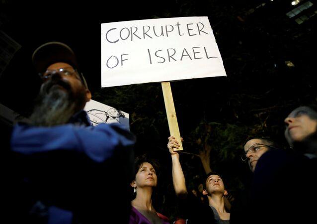 İsrail'de Netanyahu'ya karşı 'Utanç Yürüyüşü'