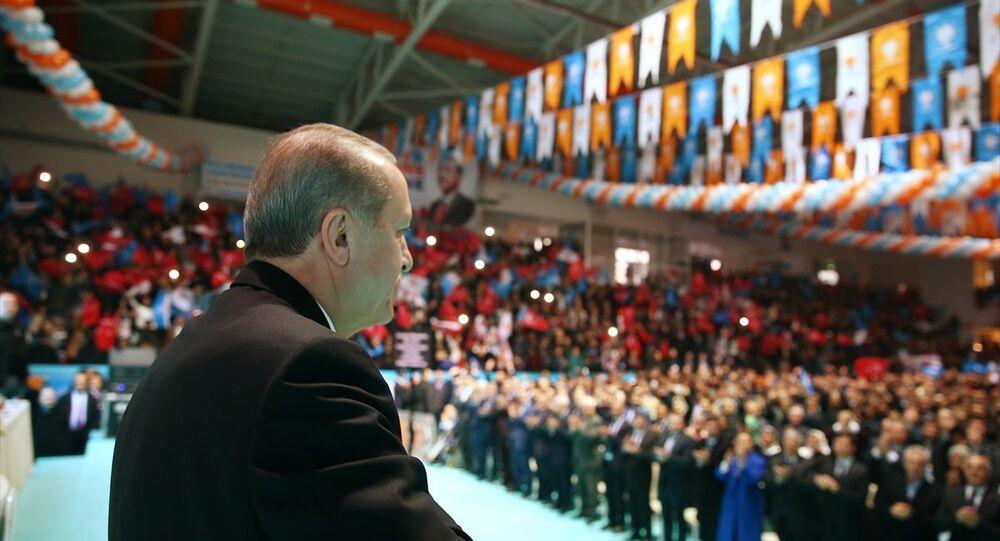 Cumhurbaşkanı Recep Tayyip Erdoğan Muş'ta
