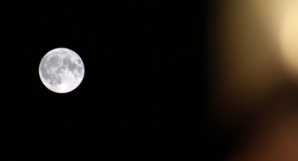 Gaziantep'te Süper Ay