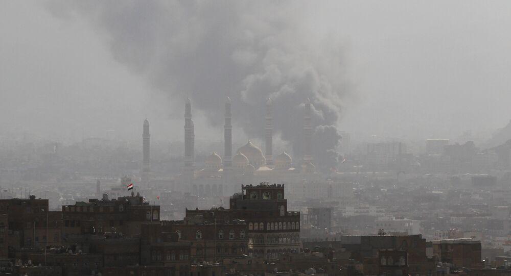 Yemen- Husi- Suudi Arabistan