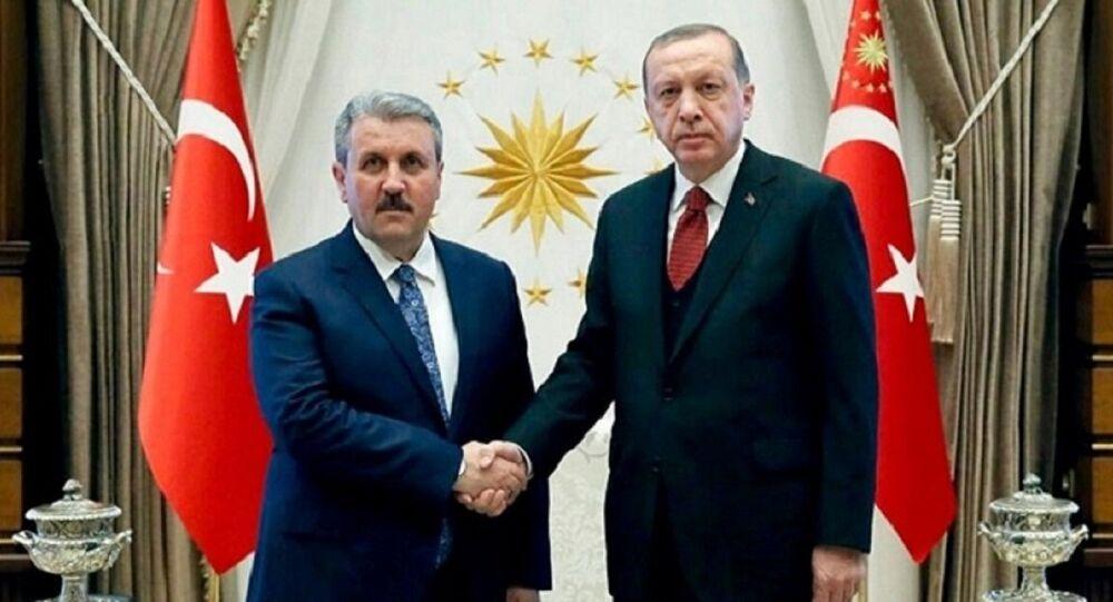 Destici - Erdoğan