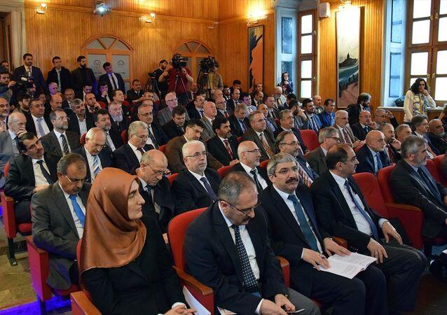 İstanbul Nüfus ve Vatandaşlık İşleri Müdürlüğü yetkililerince müftülüklerde nikah kıyacak personele yönelik eğitim semineri düzenlendi.