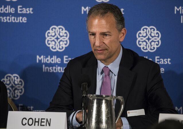 ABD Dışişleri Bakanlığında Avrupa ve Avrasya İşlerinden Sorumlu Müsteşar Yardımcısı Jonathan Cohen