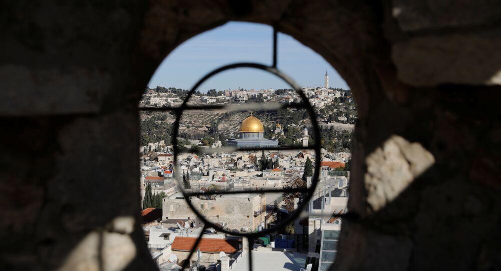 Kudüs-Kubbet-üs-Sahra