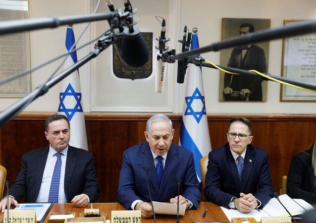 İsrail kabine