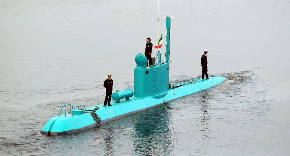 İran Kadir denizaltısı