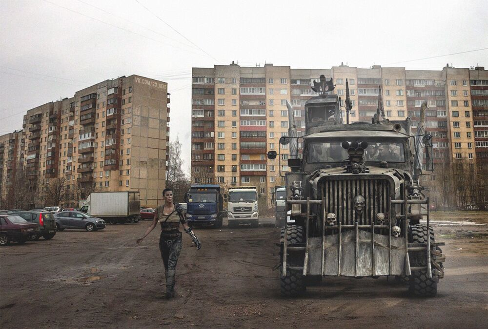 En popüler film ve dizilerin kahramanları Rusya'da yaşamış olsaydı