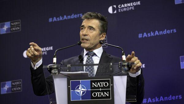 Anders Fogh Rasmussen - Sputnik Türkiye
