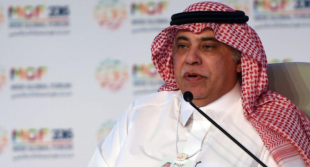 Suudi Arabistan Ticaret ve Yatırım Bakanı Macid bin Abdullah el Kasabi