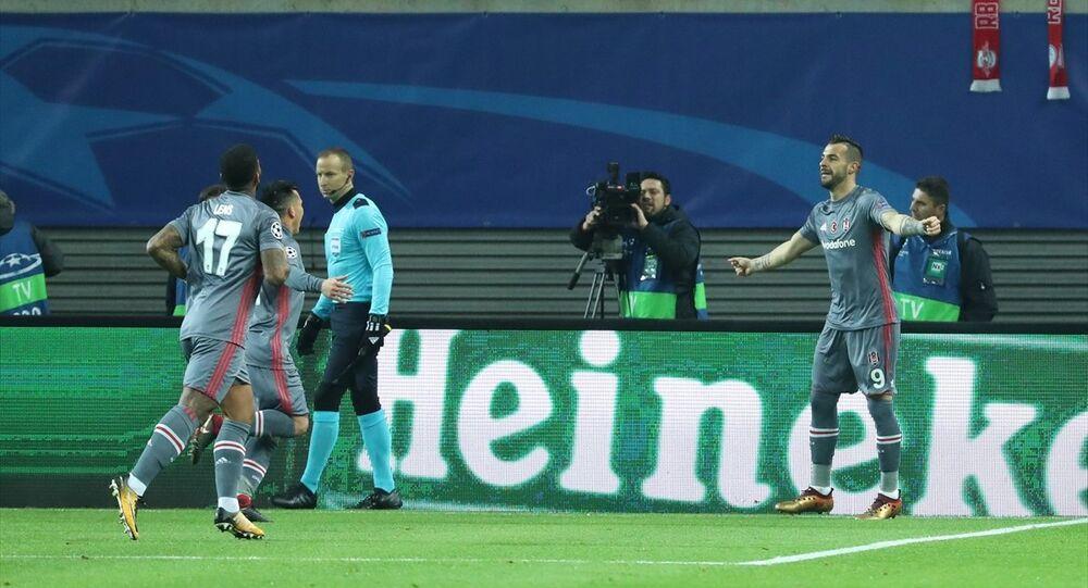 Leipzig-Beşiktaş, Şampiyonlar Ligi grup karşılaşması