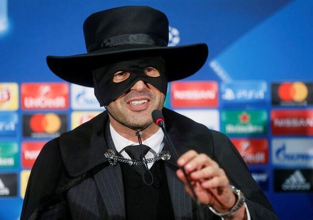Shakhtar Donetsk Teknik Direktörü Paulo Fonseca