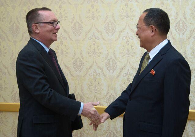 BM- Kuzey Kore
