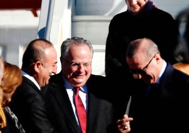Kotzias - Erdoğan