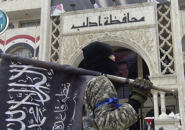 Kaide Nusra İdlib