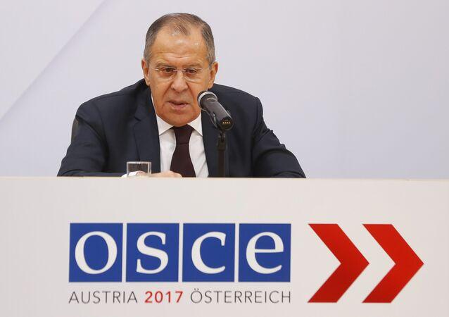 Rusya Dışişleri Bakanı Lavrov, Viyana'da düzenlenen dışişleri bakanları toplantısında