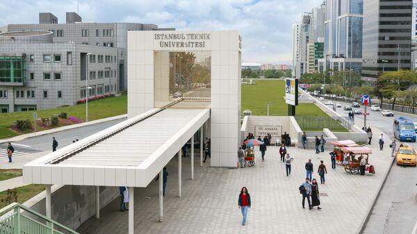 İstanbul Teknik Üniversitesi - Sputnik Türkiye