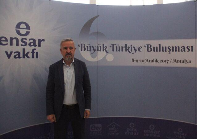 AK Parti Ankara Milletvekili Aydın Ünal