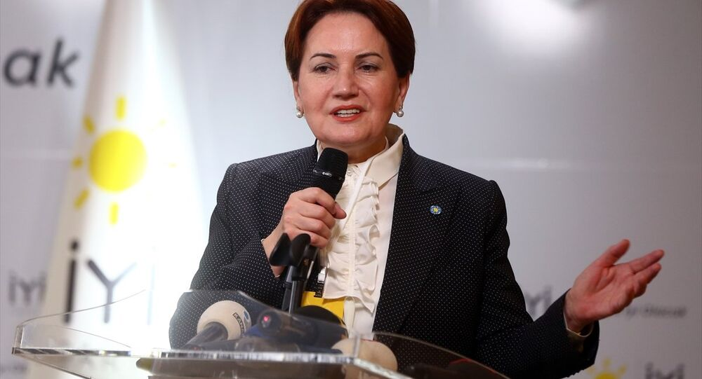 İYİ Parti Kurucu Genel Başkanı Meral Akşener