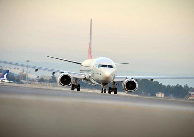Sabiha Gökçen Havalimanı, uçak