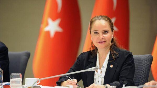 CHP Genel Başkan Yardımcısı Yasemin Öney Cankurtaran - Sputnik Türkiye