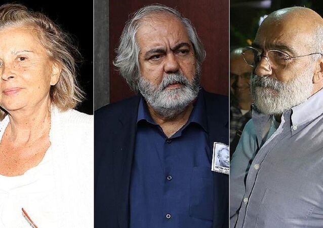 Nazlı Ilıcak, Mehmet Altan, Ahmet Altan