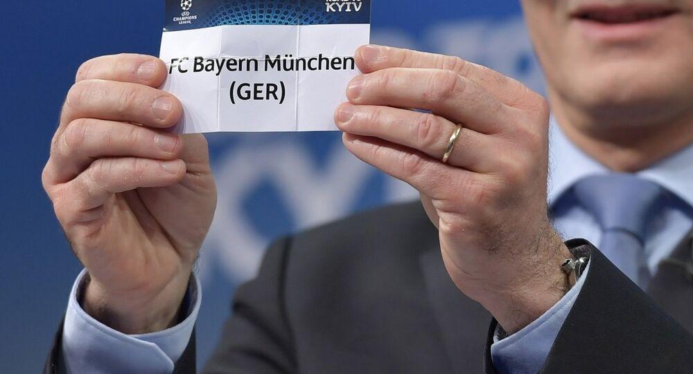 UEFA Şampiyonlar Ligi kura çekimi