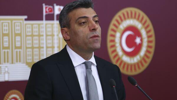 CHP Genel Başkan Yardımcısı Öztürk Yılmaz - Sputnik Türkiye