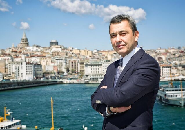 İstanbul Ticaret Odası (İTO) Başkanı İbrahim Çağlar