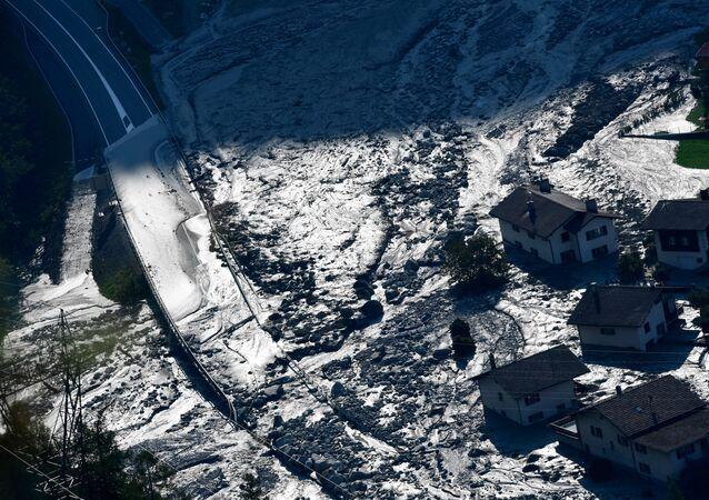 2017'de dünyada meydana gelen doğal afetler