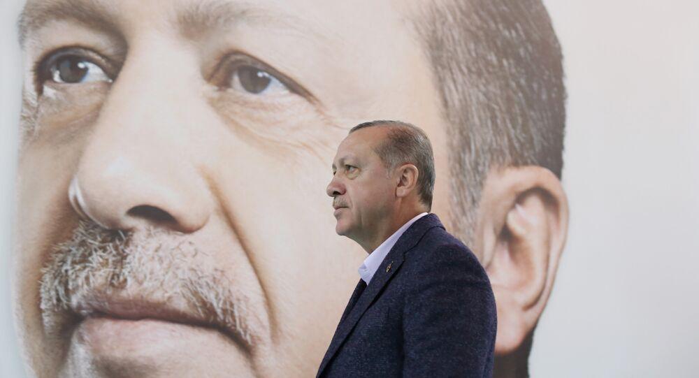 Erdoğan AKP toplantısı Sivas