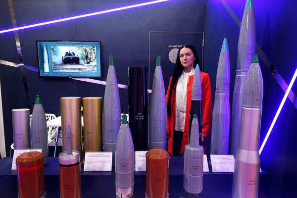 Kuveyt'te The Gulf Defense & Aerospace 2017 Fuarı - Sputnik Türkiye
